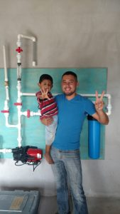 Olancho Aid Spotlight: Pablo Sarmiento